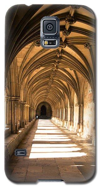 Norwich Cathedral Portico  Galaxy S5 Case