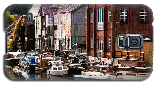 Norwich River Galaxy S5 Case