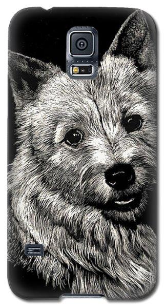 Norwich Terrier Galaxy S5 Case