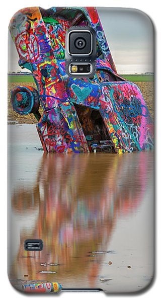 Galaxy S5 Case featuring the photograph Nose Dive by Stephen Stookey