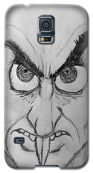Nosferatu Galaxy S5 Case by Yshua The Painter