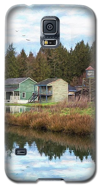 Nostalgia - Hope Valley Art Galaxy S5 Case