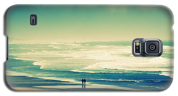 Nostalgic Oceanside Oregon Coast Galaxy S5 Case