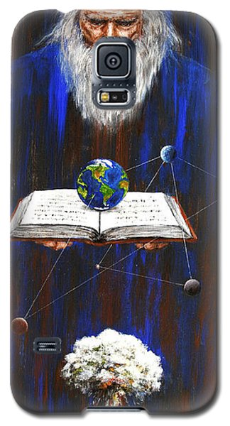 Nostradamus Galaxy S5 Case by Arturas Slapsys