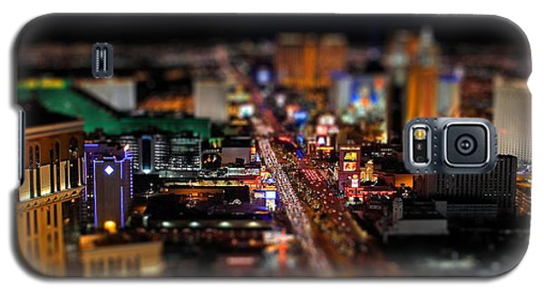 Not Everything Stays In Vegas - Tiltshift Galaxy S5 Case