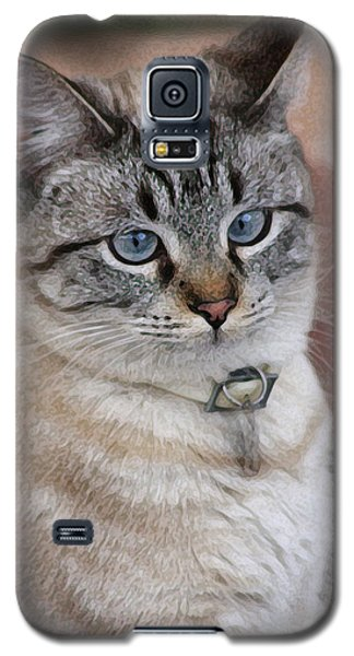 Not Impressed  Galaxy S5 Case by Kim Henderson