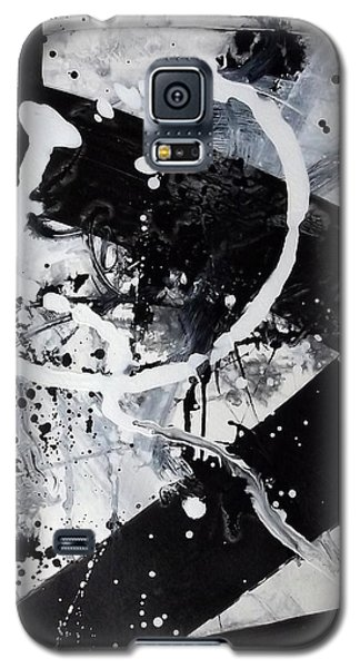 Not Just Black And White2 Galaxy S5 Case