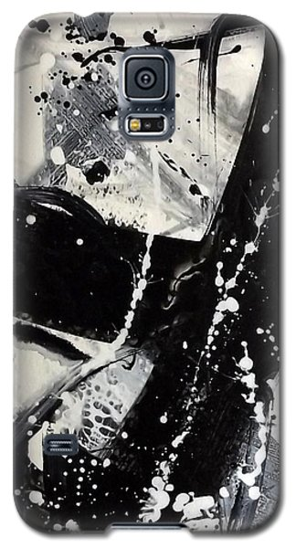 Not Just Black And White3 Galaxy S5 Case