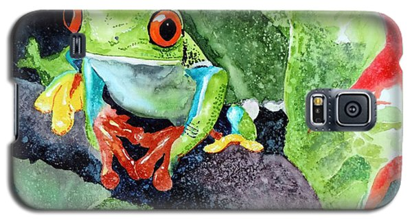 Not Kermit Galaxy S5 Case by Tom Riggs