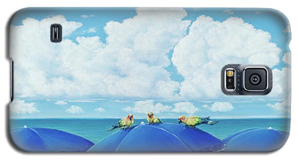 Not So Shady Characters Galaxy S5 Case