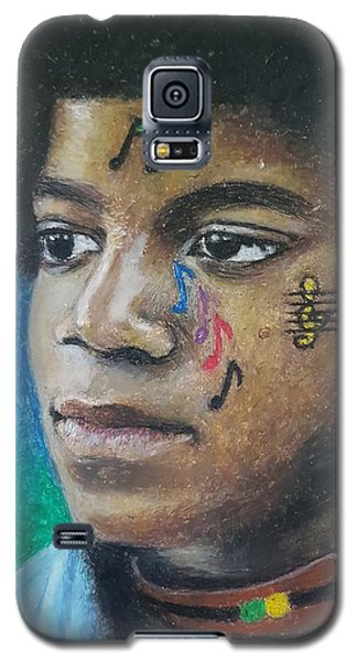 Notes Of Love Galaxy S5 Case