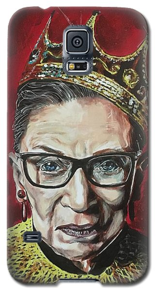 Notorious Rbg Galaxy S5 Case