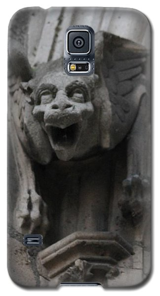 Notre Dame 1 Galaxy S5 Case by Christopher Kirby