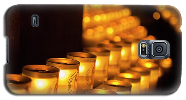 Notre Dame Candles Galaxy S5 Case