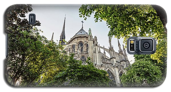 Notre Dame Cathedral - Paris, France Galaxy S5 Case
