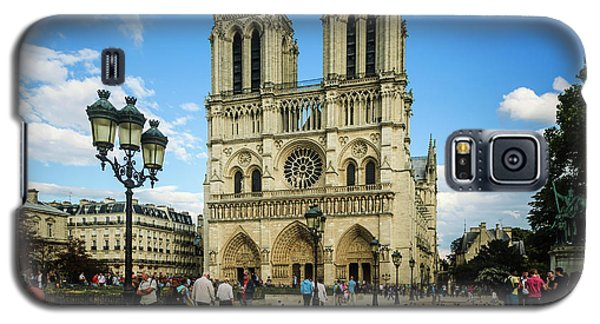 Notre Dame Cathedral Galaxy S5 Case