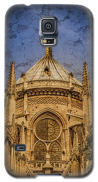 Paris, France - Notre-dame De Paris - Apse Galaxy S5 Case