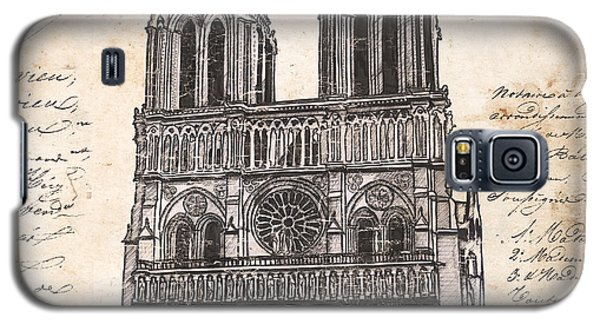 Notre Dame De Paris Galaxy S5 Case by Debbie DeWitt