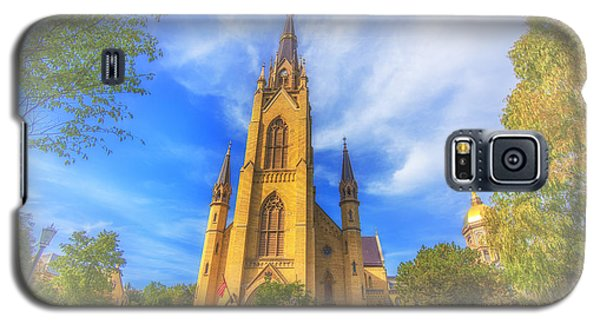 Notre Dame University 5 Galaxy S5 Case