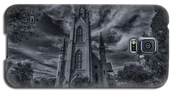 Notre Dame University Church Galaxy S5 Case