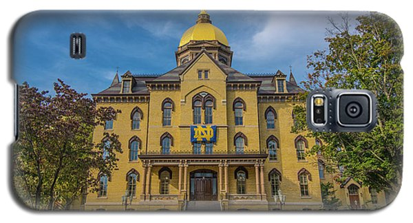 Notre Dame University Golden Dome Galaxy S5 Case