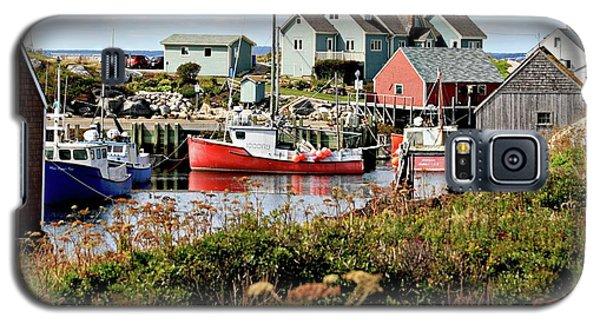 Nova Scotia Fishing Community Galaxy S5 Case
