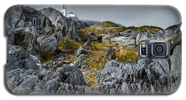 Nova Scotia's Rocky Shore Galaxy S5 Case