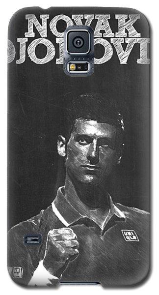 Novak Djokovic Galaxy S5 Case