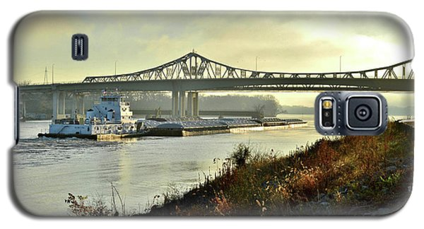 November Barge Galaxy S5 Case