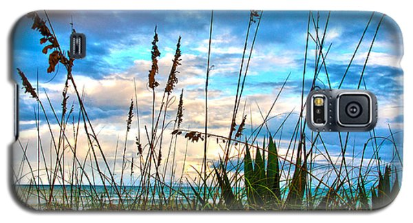 November Day At The Beach In Florida Galaxy S5 Case