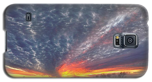 November Magic Galaxy S5 Case by Rod Seel