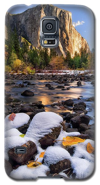 November Morning Galaxy S5 Case by Anthony Michael Bonafede