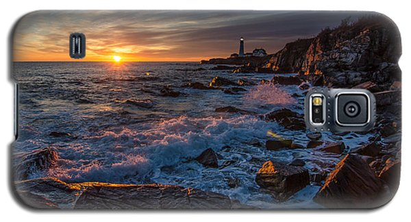 November Morning Galaxy S5 Case by Paul Noble