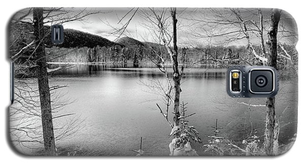November On West Lake Galaxy S5 Case by David Patterson