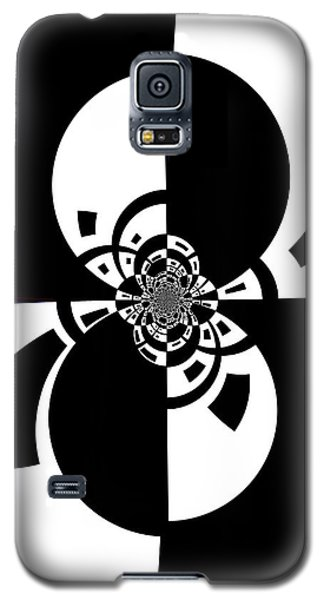 Galaxy S5 Case featuring the digital art Now And Forever by Wendy J St Christopher