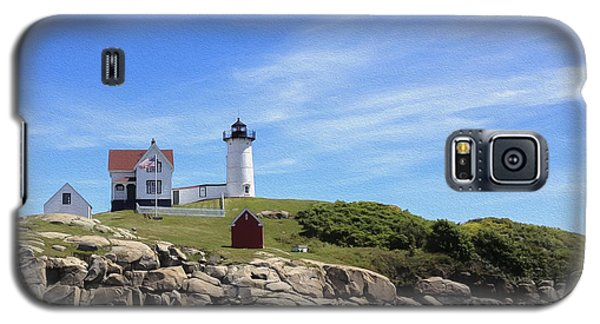 Nubble Light House Galaxy S5 Case