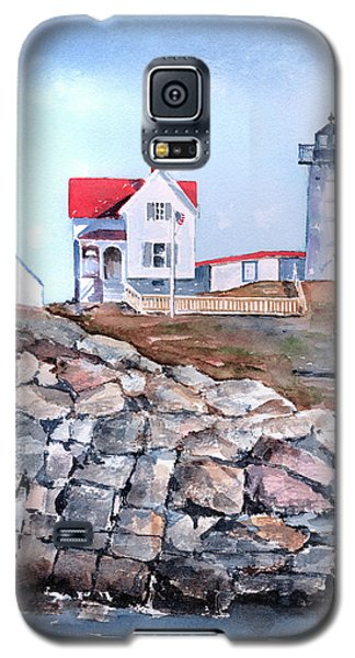 Nubble Lighthouse - Maine Galaxy S5 Case