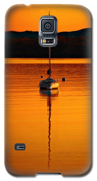 Nuclear Sunset Galaxy S5 Case