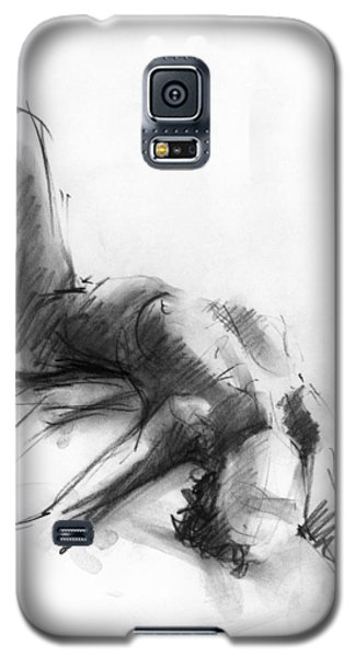 Nudes Galaxy S5 Case - Nude 4 by Ani Gallery