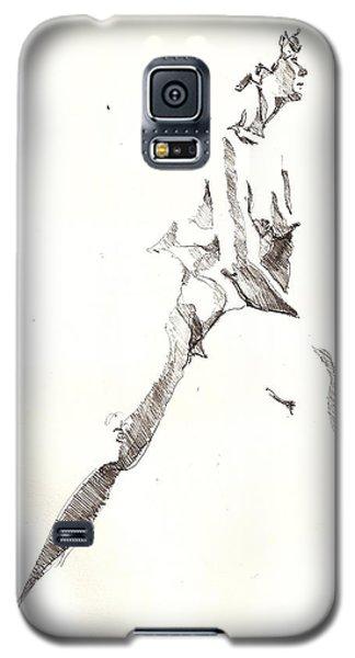 Nude 6 Galaxy S5 Case