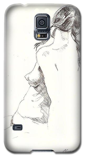 Nude 9 Galaxy S5 Case