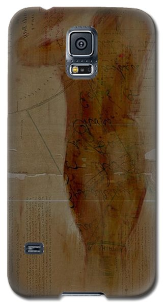 Nude Abstract 12feb2016 Galaxy S5 Case