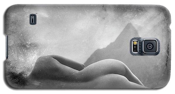 Nude At Chinaman's Hat, Pali, Hawaii Galaxy S5 Case