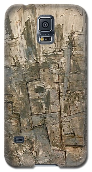 Nude Descending Stairs In Nyc Galaxy S5 Case