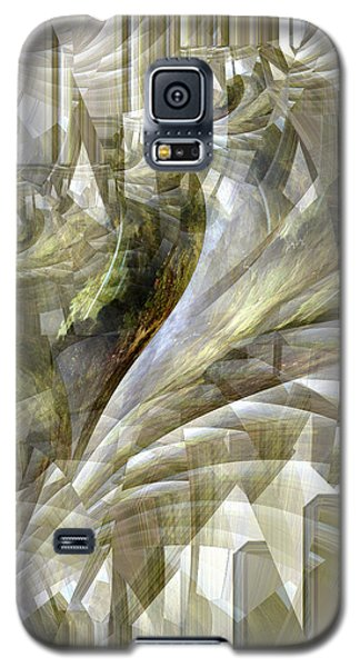 Drunk Nude Falling Down A Staircase Galaxy S5 Case