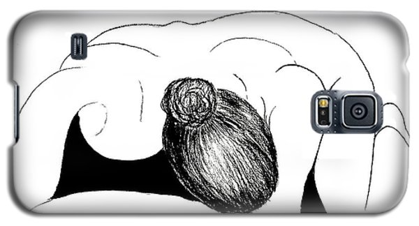 Nude In Supplication Galaxy S5 Case