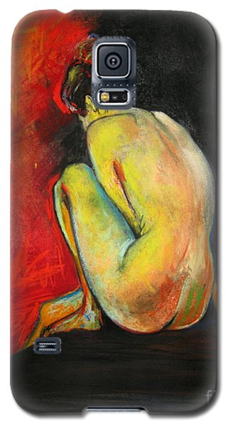 Nude- Introspection Galaxy S5 Case