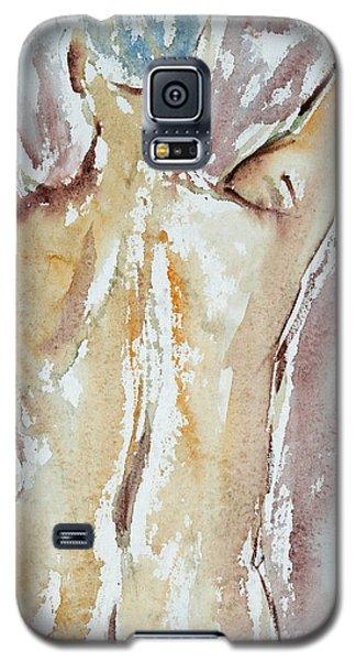 Nude Galaxy S5 Case by Michal Boubin