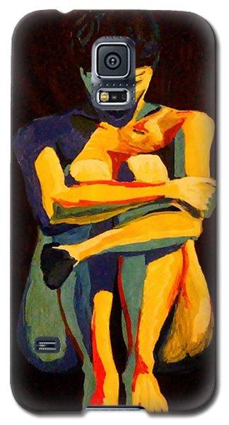 Nude Pose 2 Galaxy S5 Case