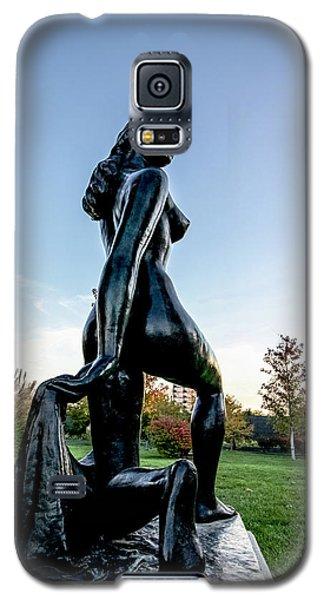 Nude Statue Galaxy S5 Case